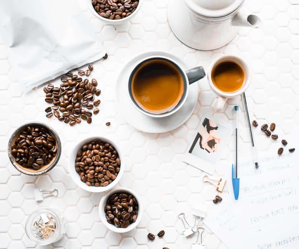 La extracción del café de especialidad