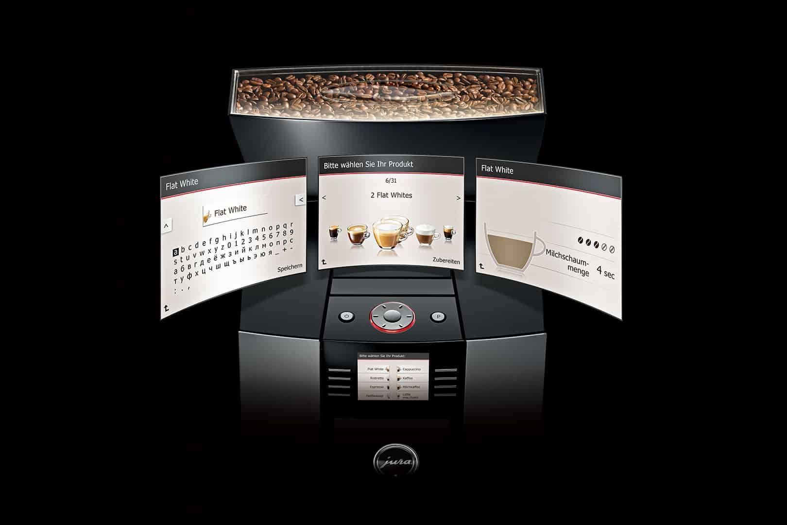 Diferencia entre máquina de café vending y máquina de café OCS