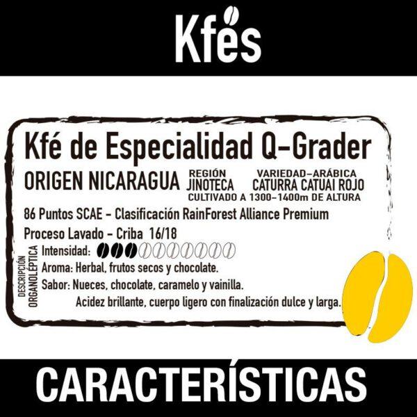 Café Q Grader Etiqueta