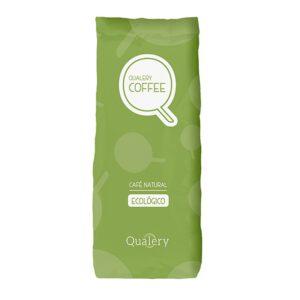 Café Ecológico/Orgánico en grano Qualery