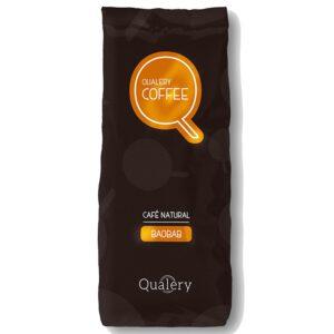 Café en Grano Baobab de la marca Qualery