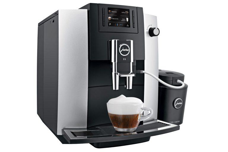 Cafetera Jura E6
