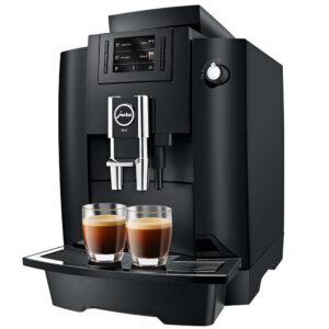 máquina de café para empresa Jura WE6 ofrecida por Concafé